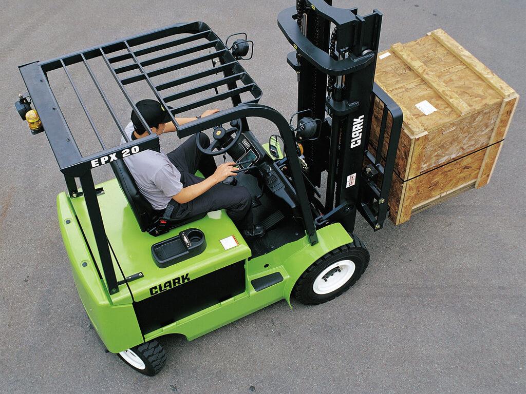 Elektrický vysokozdvižný vozík EPX20/30