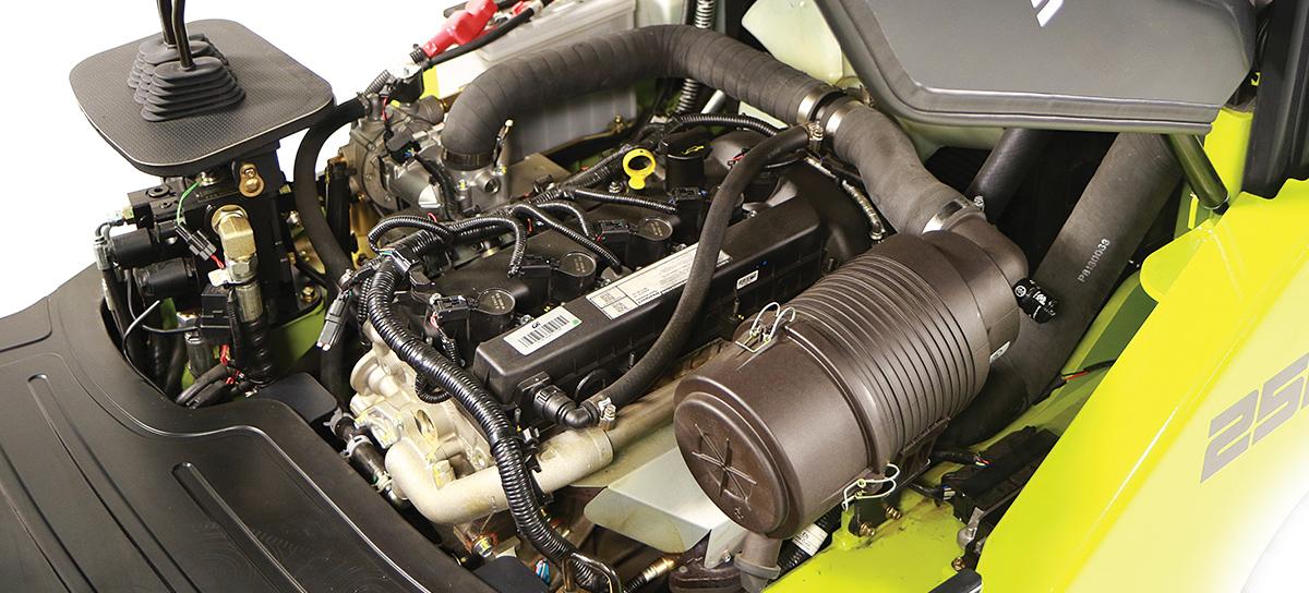 Clark motor